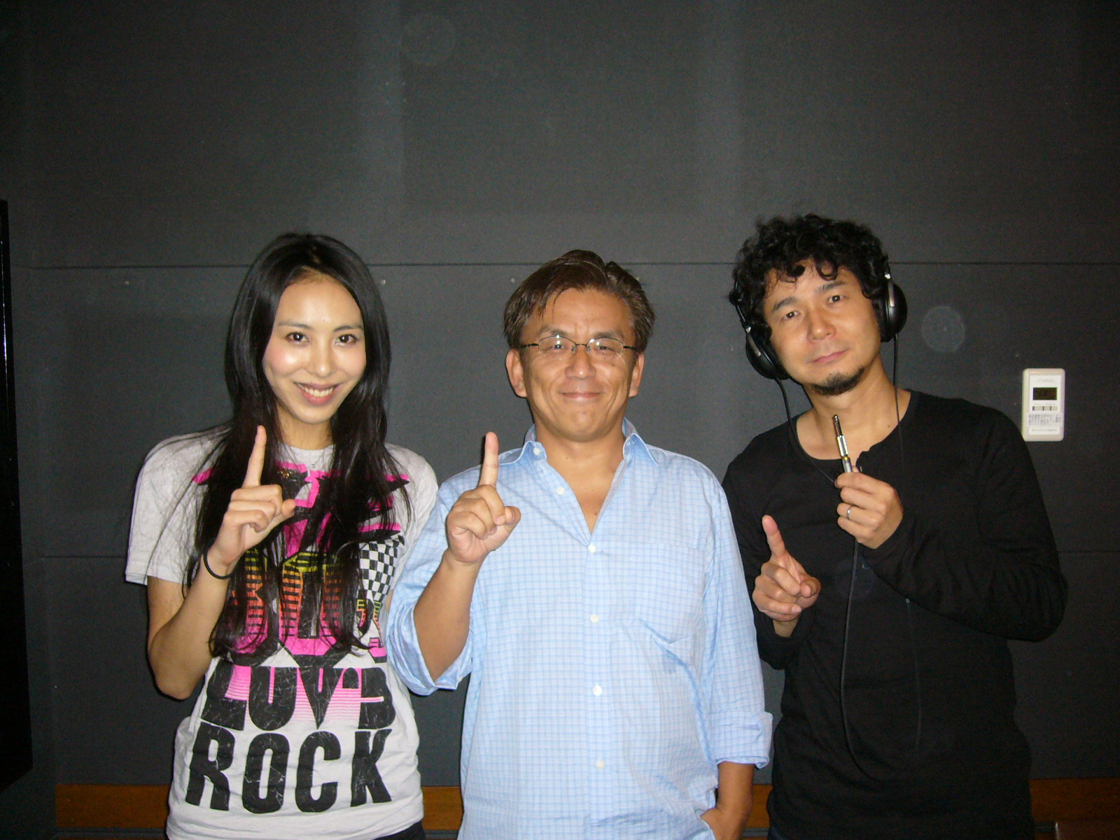Radio「中村正人の夜は庭イヂリ...