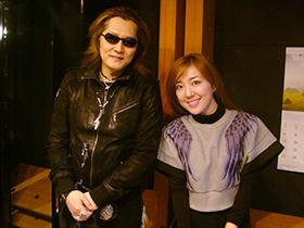 平原綾香さん&石井竜也さん