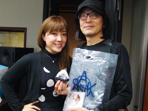 平原綾香さん・小野正利さん