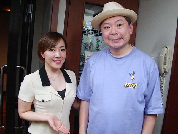 鈴木おさむさん・平原綾香さん