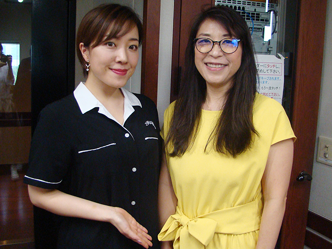 平原綾香さん・小野リサさん