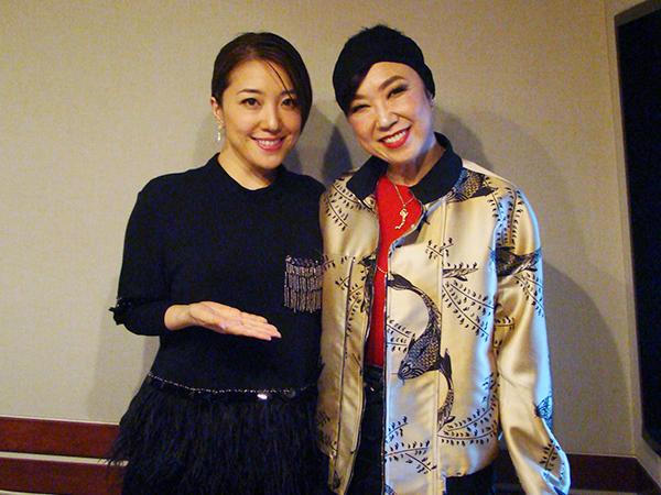 平原綾香さん・松任谷由実さん