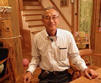 頼成工務店社長、安田信夫(やすだのぶお)さん