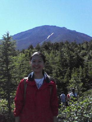 富士山と私.jpg
