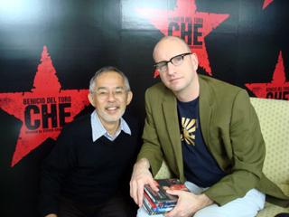 鈴木さんとソダーバーグ監督