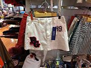 パーリーゲイツのスカート