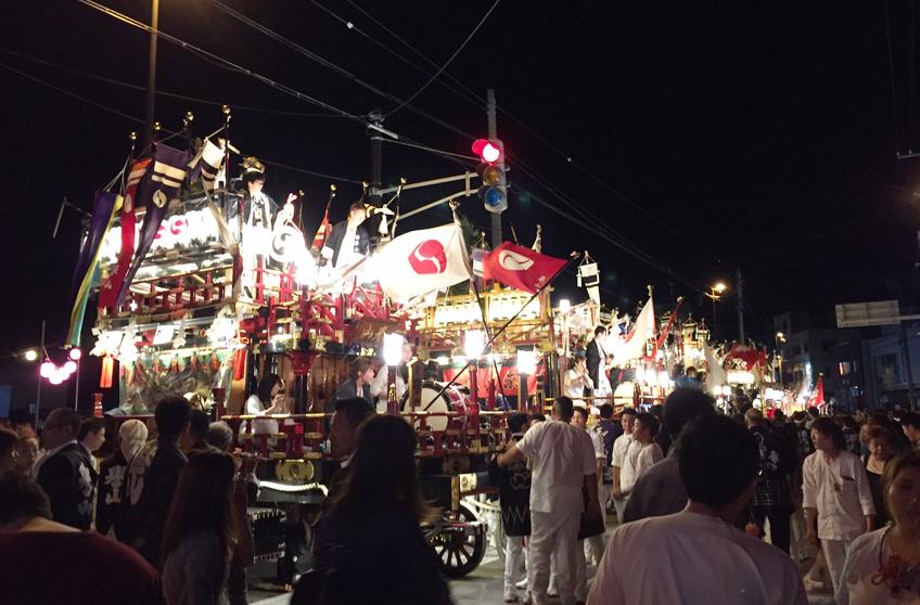 北海道 姥神大神宮渡御祭 | DUNL...