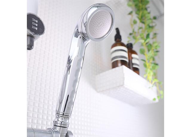 シャワー ヘッド ジャパネット