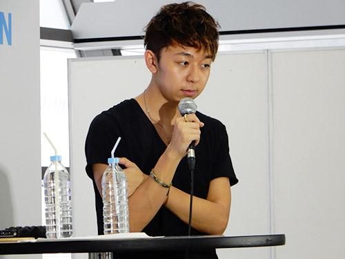 吉田拓巳さん