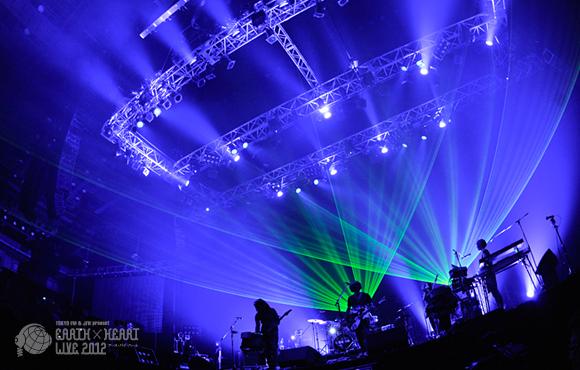 TOKYO FM&JFN present EARTH×HEART LIVE2012
