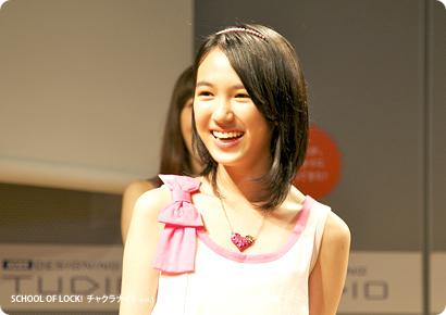 イベント出演時の、宮武美桜。