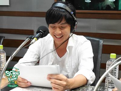 ラジオ番組時の山村隆太