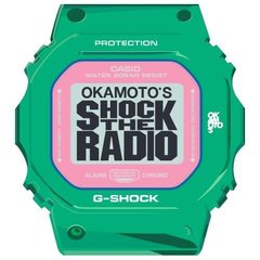 OKAMOTO'S SHOCK THE RADIO Powered by G-SHOCK
